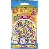Hama Beads - Pastel Colour Mix (1000 Midi Beads)by Hama