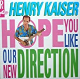 hope you like our new direction LP