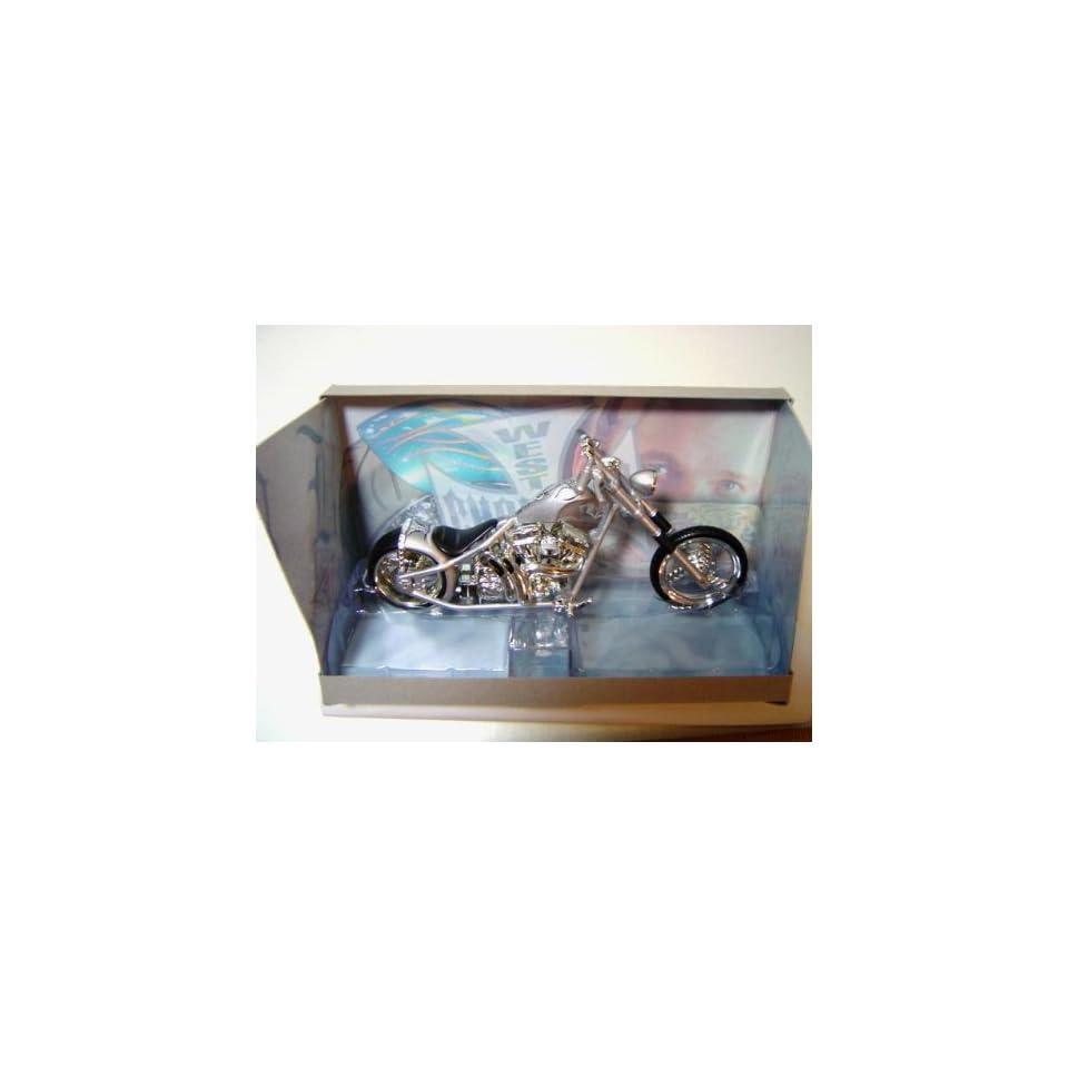 West Coast Chopper Motorcycle CFL   Rigid