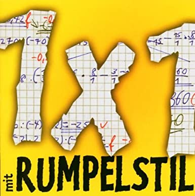 1x1 Cover Rumpelstil 1x1