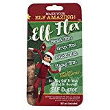 ELF FLEX Elf on the Shelf Accessories Upgrade Kit by ELF DOCTOR: Perfect for your Elf on the Shelf Girl or Elf on the Shelf Boy - Make The Elf on the Shelf Doll Flexible and Bendable