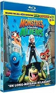 Monstres contre Aliens [Blu-ray]
