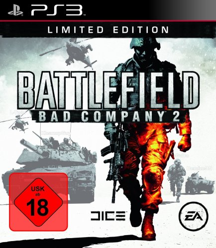 Battlefield Bad Company 2 Limited Edition (Ps3 Battlefield Bad Company compare prices)