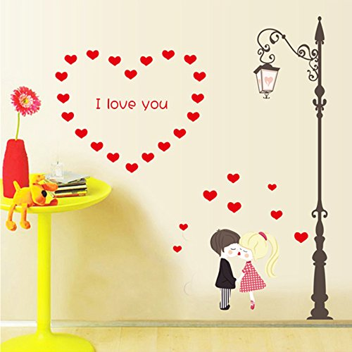 cwff-bedroom-bedside-decorative-wall-stickers-for-creative-continental-street-sweethearts-valentines