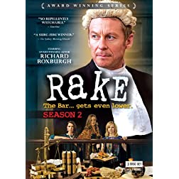 Rake: Season 2