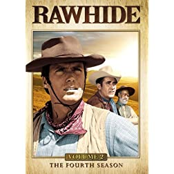 Rawhide: The Fourth Season, Vol. 2