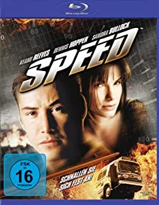 Speed [Blu-ray] [Import allemand]