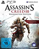 Assassin's Creed 3 Washington Edition (PS3)