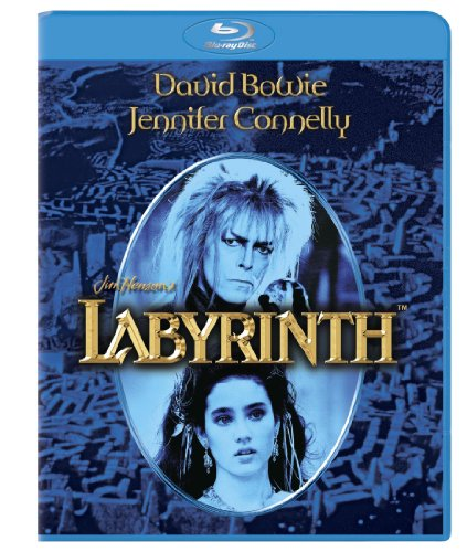 Cover art for  Labyrinth [Blu-ray]
