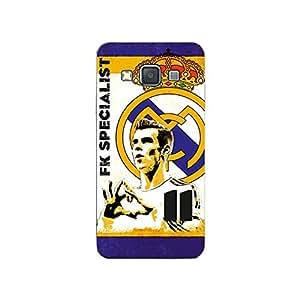ezyPRNT Back Skin Sticker for Samsung Galaxy A3 Gareth Bale 'fk specialist' Football Player 2