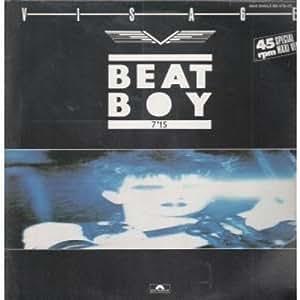 Beat boy (1984) [Vinyl Single]