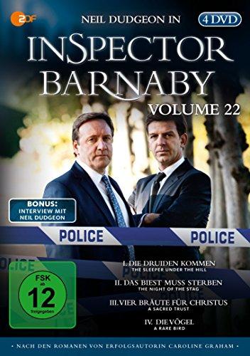 Inspector Barnaby, Vol. 22 [4 DVDs]