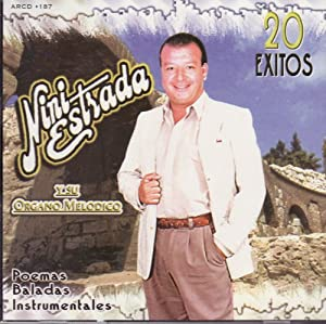 Nini Estrada (20 Exitos Poemas, Baladas E Instrumentales) 187