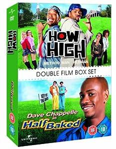 How High/Half Baked [DVD]