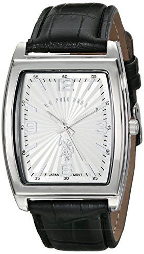 U.S. Polo Assn. Classic Men'S Usc50230 Analog Display Analog Quartz Black Watch