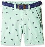 UCB Kids Boys' Shorts (16P4TWLC0027I901_Green_XL)