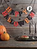 Martha Stewart Crafts Happy Halloween Garland Picture