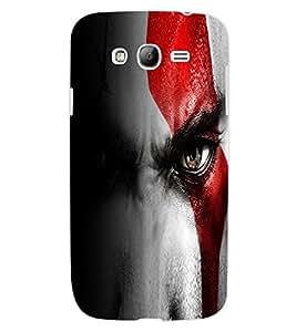 ColourCraft Eyes Design Back Case Cover for SAMSUNG GALAXY GRAND NEO PLUS I9060I