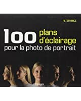 100 plans d'éclairage pour la photo de portrait