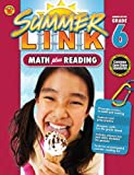 Math Plus Reading Workbook: Summer Before Grade 6 (Summer Link)