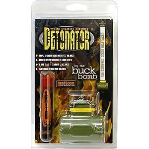 BuckBomb Detonator by THE BUCK BOMB/MOLD MEDIC