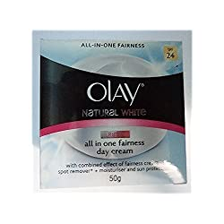 Olay Natural White Healthy Fairness Day Cream Spf24 50g New Amazing of Thailand