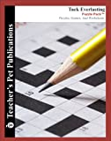 img - for Tuck Everlasting Puzzle Pack - Teacher Lesson Plans, Activities, Crossword Puzzles, Word Searches, Games, and Worksheets (Paperback) book / textbook / text book
