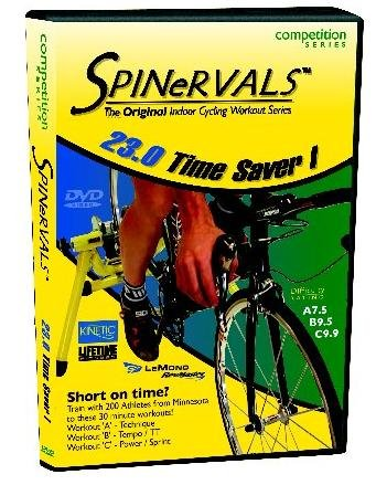 Spinervals Competition DVD 23.0 - Time Saver 