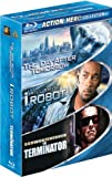 Cover art for  Action Hero Collection (The Day After Tomorrow / I, Robot / The Terminator) [Blu-ray]