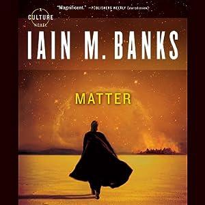 Matter | [Iain M. Banks]