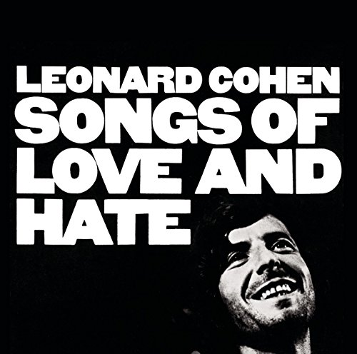 Vinilo : Leonard Cohen - Songs Of Love & Hate (United Kingdom - Import)