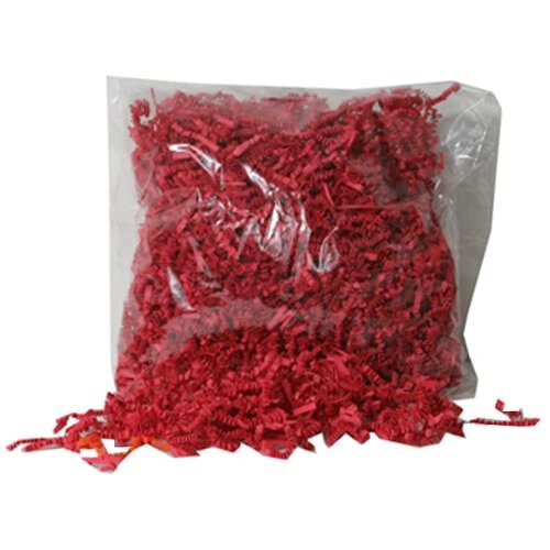 JAM Paper® Shred Tissue Paper (krinkeleen) - Red - 2 ounce bags