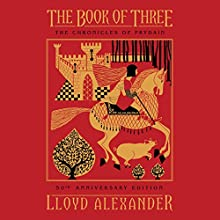 The Chronicles of Prydain, Books 1 & 2: 50th Anniversary Introductory Collection (       UNABRIDGED) by Lloyd Alexander Narrated by James Langton
