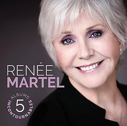 Renée Martel – 5 albums incontournables (5 CD)