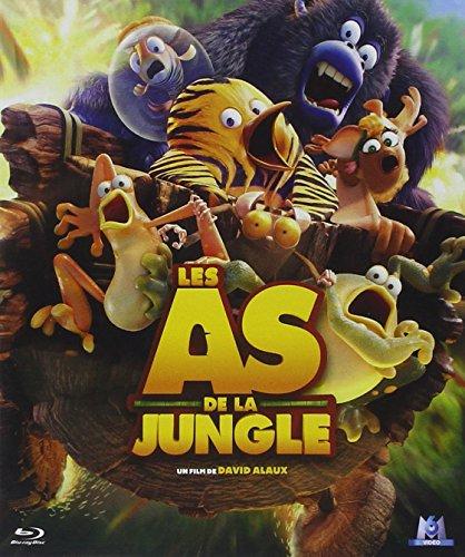 Les As de la Jungle-Le Film (2017) [Blu-Ray]