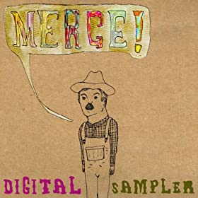Merge Records 2010 Digital Sampler