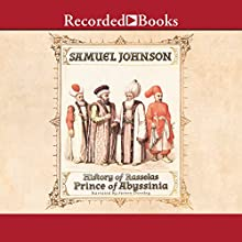 The History of Rasselas, Prince of Abissinia Audiobook by Samuel Johnson Narrated by Steven Crossley