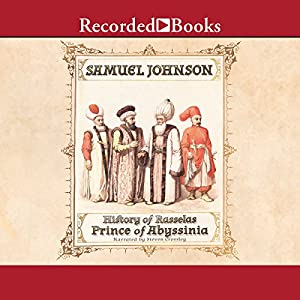 The History of Rasselas, Prince of Abissinia Audiobook