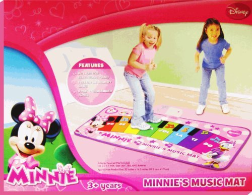 Disney Minnie S Music Mat Electronic Piano Shopswell