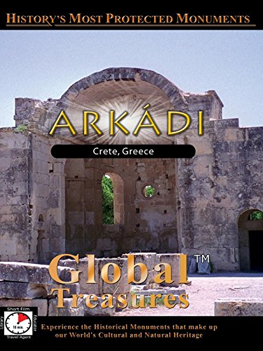 Global Treasures Arkadi Kreta, Greece
