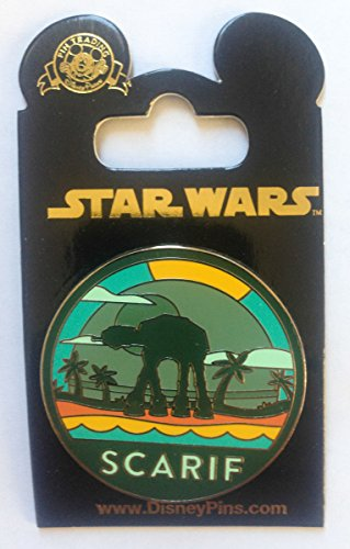 Star Wars Rogue One Scarif Pin