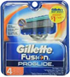 Gillette Fusion Proglide Manual Cartridge (Packaging May Vary)