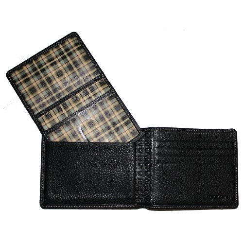 boconi-tyler-tumbled-removable-id-passcase-black-w-plaid
