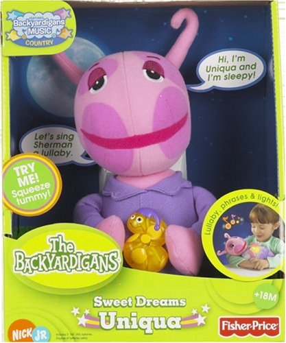 The Backyardigans Dream Adventure Uniqua - Buy The Backyardigans Dream ...