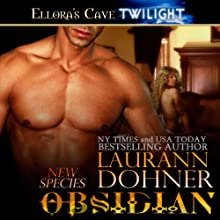 Obsidian Audiobook by Laurann Dohner Narrated by Vanessa Chambers