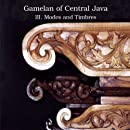 Gamelan of Central Java, Vol. 3: Modes & Timbres