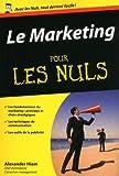 echange, troc Alexander HIAM - Le Marketing POCHE pour les Nuls