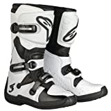 Alpinestars Women's Stella Tech 3 Boots – White – Free Shipping – (Size 8) by Leather Factory Outlet