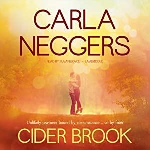 Cider Brook: A Swift River Valley Novel, Book 3 | [Carla Neggers]