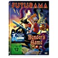 Futurama - Bender's Game (DVD-K) [Import allemand]